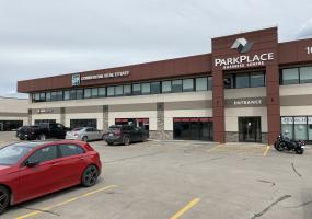 Retail For Lease Park St In 1055 Park St, Regina, SK 1055 Park Street, 3128 SF