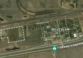 Belle Plaine, SK, ,Land,For Sale,1913