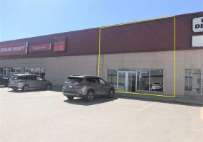 Office For Lease Main St In 710 G Main St, Moose Jaw, SK, 710 G Main Street, 1800 SF